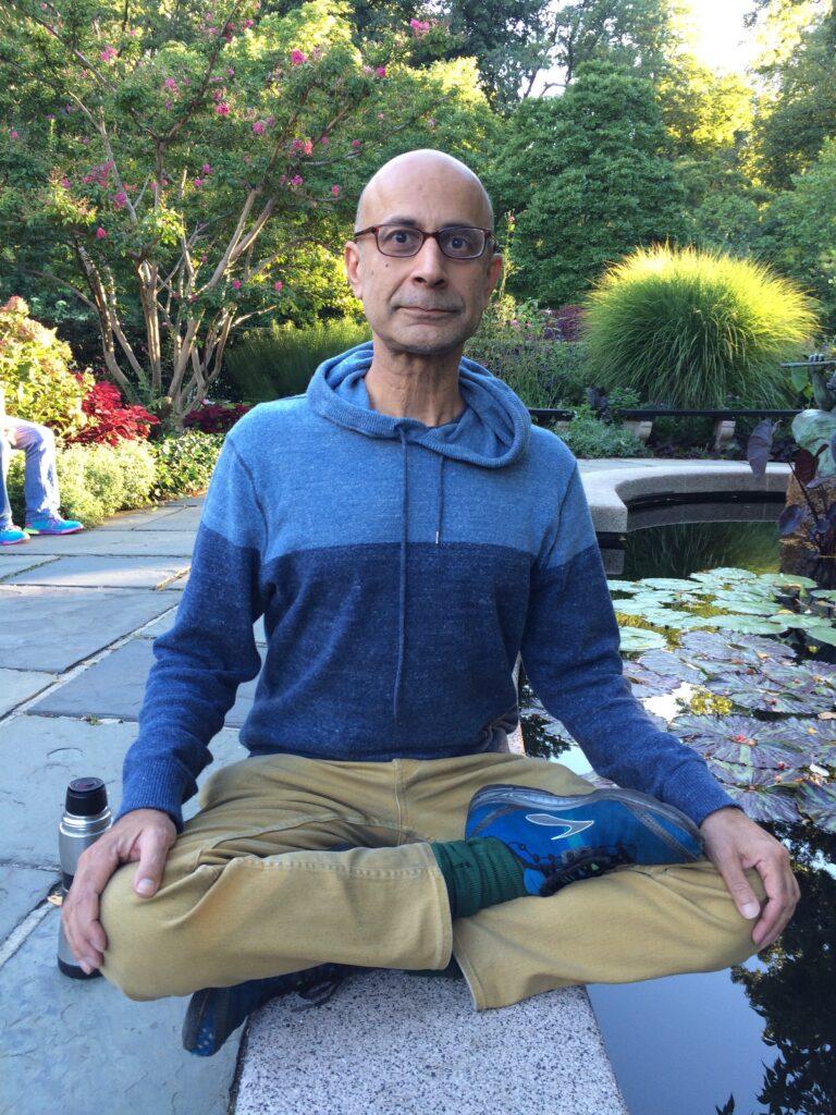 Ravi in the Park